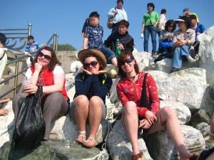 Sally, Amber & Sarah